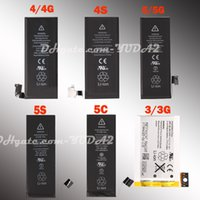Wholesale Original built in battery for iphone G S S C plus double check before shipping