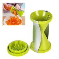 carrot grater - New Arrival Spira Slicer Product Easy To Use Veggetti Spaghetti Zucchini Carrots Radish Kitchen Tool
