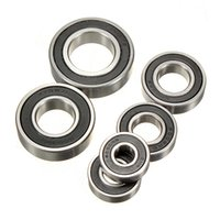 Wholesale Lowest Price pc Deep Groove Rubber Sealed Ball Bearing RS
