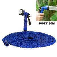 Wholesale Flexible Garden Water Hose ft with Spray Gun