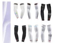Wholesale 2016 compressport Winter thermal fleece cycling Legsleeve Ciclismo Leg warmers MTB L2