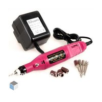 ac ground adapter - Manicure Pedicure Set Variable Speed Electric Nail Art With AC Adapter Grinding A3023 Djh2mh