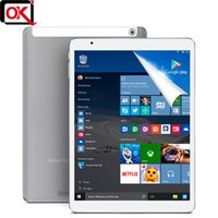Wholesale Teclast X98 Pro Dual OS Windows Android Tablet PC Intel Cherry Trail Quad Core GHz GB RAM GB eMMC ROM