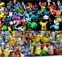 Wholesale Cheapest Brand New Poke Toy Black and White Version Poke Action Toys dolls for Kids