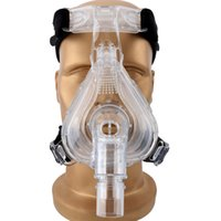 Wholesale Skynector Comfort Gel Full Face Mask with Headgear CPAP Sleep Apnea Breathing Mask