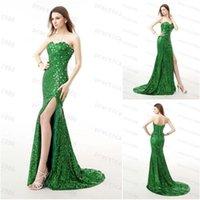 beautiful eyes images - Women mermaid prom dress segmentation systemic beaded sequined shiny clothes wear is beautiful eye catching prom dress