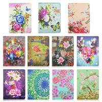 Wholesale Rotatable PU Leather Flip Cover Case For Samsung Galaxy Tab S2 T715 T815