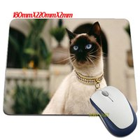 Wholesale Hot Selling Luxury CAT LOVELY PAWS CATS HAT FACE KITTEN CUTE BEAUTIF Mouse Mats Anti Slip Rectangle Mouse Pad