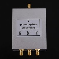 Wholesale 3 Way SMA Power Splitter MHz Signal Booster Amplifier Divider K5BO