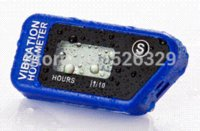 Wholesale ree Shipping Re settable Wireless Vibration Activated Hour Meter For Trailer Motor Equipment Machinery ATV motorcycle Motocross M47402 vi