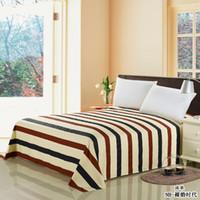 bedspread coverlets - Cotton Twin Size cm Sheet Coverlet Coverlid Bedclothes Bedspread Counterpane Bed Sheets Bedsheet beddin