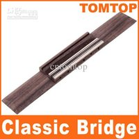 Wholesale Hot Sale High Quality Rosewood Classical Bridge for Classic Guitar I83