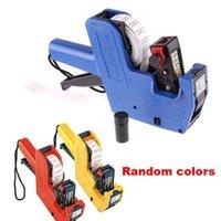 Wholesale New Price Label Tag Marker Pricing Gun Labeller Tag Gun J E5M1