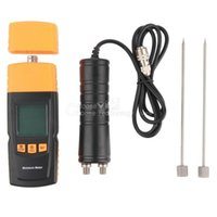 Wholesale Portable Digital Moisture Meter GM620 Humidity Detector Tester LCD Display