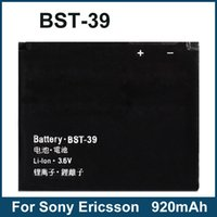 ericsson w910i - Factory BST Battery For Sony Ericsson W910i Battery Batterij mAh Fast Shipping