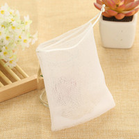 beauty foam - pieces Spot Handmade Soap Bubbles Net Can Hang Bath Soap Pockets Beauty Tools Cleanser Small Foam Wash Tool Bathe Use