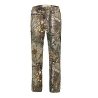 Wholesale Bushmen bionic camouflage hunting camouflage breathable cotton men s Spring Army fans Tactical pants C122