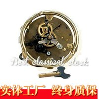 antique fireplace accessories - Single go seven days movement Vintage antique clock winding movement Dong watch repair and accessories bell porch Fireplace