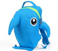 animal mix shoulder - Fashion Lovely Cartoon Children Backpacks Back To School For Boy Girl Shark Doll Patten Kindergardon Bags Mix Colors