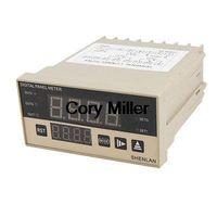 amp alarm - Startup Delay Alarm Indicator Red LED Digit Amp Panel Meter Ammeter AC A order lt no track