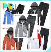 Wholesale Sell like hot cakes Sports wear suits men running casual sport suits autumn clothes