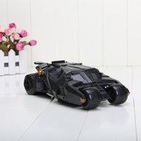 PVC batman vehicles toys - BATMOBILE TUMBLER no Batman figure BATMAN VEHICLE the dark knight TOY BLACK CAR TOYS