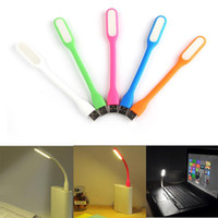 Wholesale Xiaomi USB LED Lamp Light with Adjustable Arm Tablet Pc USB Gadgets LED Lights for Power Bank Computer Laptop Night LED lighting v W