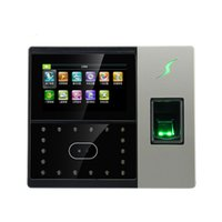 Wholesale iFACE702 ZK software face recognication and fingerprint time attendance and access control system TCP IP USB optiona RFID card