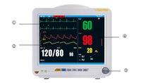 Wholesale 12 Multi parameter Patient Monitor patient monitor Digital Patient Monitor SG8000B