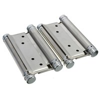 Wholesale A Pair inch Double Action Spring Hinge Swing Saloon Cafe Western Door Excellent