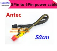 antec power supply - High Quality pin to pin power cable For Antec ECO Power supply module cable video card cm order lt no track