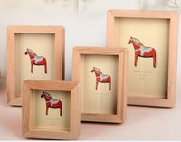 wood picture frame - wood artcraft picture friame europe style decoration frame