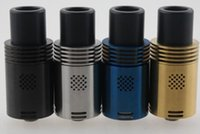 Replaceable 3.0ml Metal yep rda atomizer series mutation x  mutation x v2,v3,v4 rda 2015 new rda mutation x v4 rda blue black brass ss color 10pcs cheap