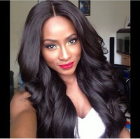 malaysian virgin hair lace wig - Malaysian virgin remy human hair full lace wig HOT PRODUCTS
