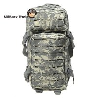 acu backpack military - Hunting Tactical D Nylon Durable Adjustable Molle Backpack L Military Sports Shoulder Bag for Hiking Camping ACU Camo order lt no track