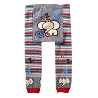 Wholesale 6 Styles Baby Toddler Girls Boys Cute Cartoon Leggings Leg Warmer Socks PP Pants Bottoms