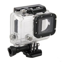 Wholesale Gopro sports action camera Accessories GoPro Waterproof Housing Case Mount for Gopro Hero Camera Mounting