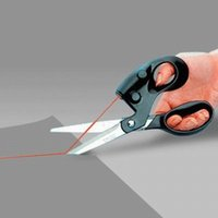 assist technology - MOYLOR R Laser Scissors Laser assisted Positioning Scissors Technology Products