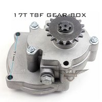 Wholesale Motorcycle T T8F Gear Box Clutch Bell Housing cc cc Petrol Scooter Pocket Rocket ATV