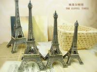 Wholesale 48cm Metal crafts Eiffel Tower furniture decoration