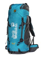 Wholesale New Arrival Men s Outdoor Climbing Backpacks Nylon L Travel Sport Mountaineering Bag Zipper Waterproof Leisure Hiking Backpack