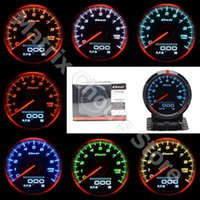 bf tachometer - Defi Advance BF With LCD Display Tachometer Gauge Defi RPM Gauge Car Meter MM Inch Colorful Lights Kinds Light Color