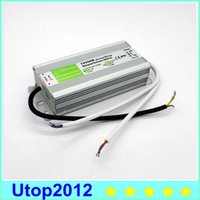 Wholesale High Quality V A W LED Driver Power Supply Waterproof Outdoor IP67 DHL