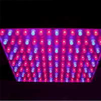plant grow lights - 225 LED Hydroponic Plant Grow Light Panel Red Blue faster growing blooming plants Grow Lights