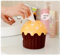best cake icing - hot sell Roll Paper Tube Soft Ice Cream Tissue Box Cake Style Best Selling