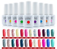 opi nail polish wholesale - 192pcs DOMCCO Gelish Nail Polish Long Lasting Led uv Gel Nail Polish High Quality Soak Off Nail Gel Shipped By DHL