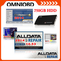 automotive repair parts - Hottest New Arrival Auto Repair Software Alldata Mitchell Auto parts catalogueetc in1 with TB New Hard Disk