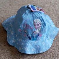 child bucket hat - Frozen Elsa Bucket Hat Children Caps Kids Hats Girls Hats Caps Hats Flower Beanie Hat Caps Sun Hat Kids Cap Baby Hat Girls Caps C13263
