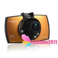 Wholesale Hot quot Car Dvr Wide Angle Full HD P Car Camera recorder G30 Night Vision car dvr with LED Car Camera Recorder detector
