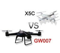 better records - GW007 Camera Drone RC Quadcopter GHZ CH Axis Drones Remote Control Helicopter with MP HD Camera Better than X5C